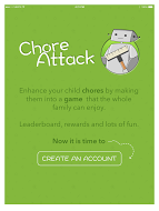 Here's a sneak preview of what Chore Attack will look like!