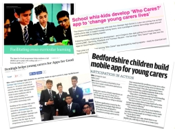 Just some of our press coverage since the Awards